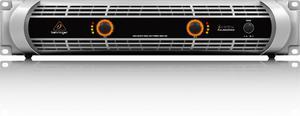 Behringer Amplificador Nu X  Watts 4 Ohms