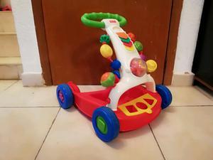 Caminadora andadera andador fisher price para niños y bebes