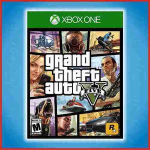 Grand Theft Auto V - Ps4 O Xbox One | Sellado De Fabrica!