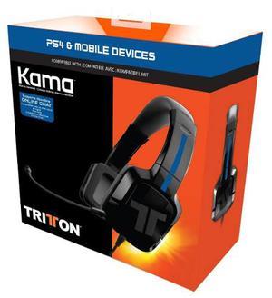 Kama Diadema Headset Tritton Xbox One Ps4 Celular Tablet