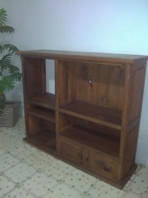 Modular de madera maciza