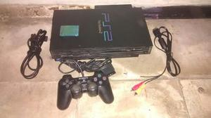 Playstaion 2 Fat Con Disco Duro Lleno De Juegos Ps One Ps 2