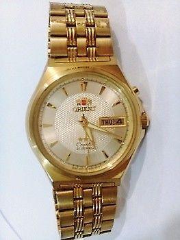 Reloj para Caballero Orient Cristal 21 - Remates Increibles