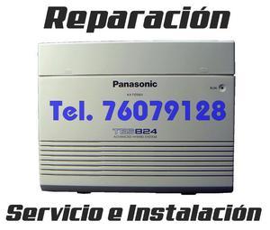 Reparación de Conmutadores Panasonic y CCTV