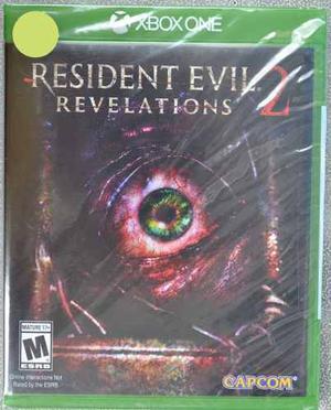 Resident Evil Revelations 2 Xbox One Nuevo Play Magic
