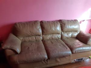 Sillón y mueble para tele