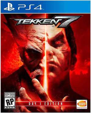 Tekken 7 Day One Playstation 4 Nuevo