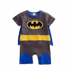 Traje de Batman para bebe de 3 a 24 meses