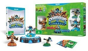 Videojuegos Skylanders Swap Force Xbox One 360 Wii U Ps3 Ps4