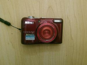 Camara Digital Nikon Coolpix L Mp