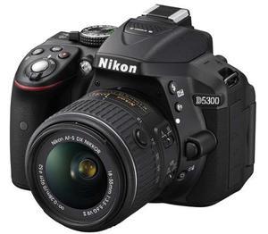Camara Nikon D Mp mm F/g Vr Gps Nueva