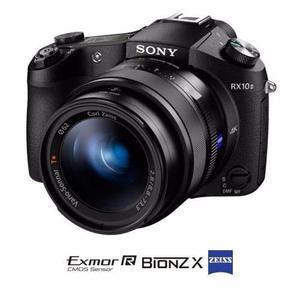 Camara Sony Rx10 Ii Con Lente F2.8 De  Mm