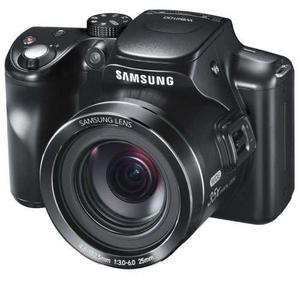 Cámara Digital Cmos Samsung Wb De 16.4mp Con Zoom
