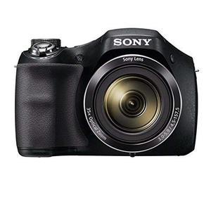 Cámara Digital Compacta Sony H300 - Negro (20.1mp, Zoom