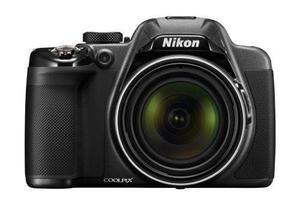 Cámara Digital Nikon Coolpix P Mp Cmos Con Lente Ni
