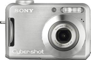 Cámara Digital Sony Cybershot Dsc-s700 De 7.2mp Con Zoom