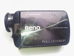 Cámara de Video Full HD BenQ DV M23, Zoom Óptico 5x, graba