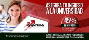 Cursos para ingreso a la universidad en Guadalajara