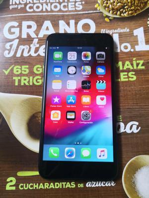 IPHONE 8 PLUS 64GB NEGRO ATYT COMO NUEVO SIN DETALLES CON