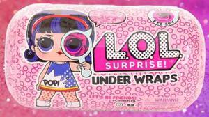 Lol Capsula Under Wraps Serie Spy Oferta 100% Original