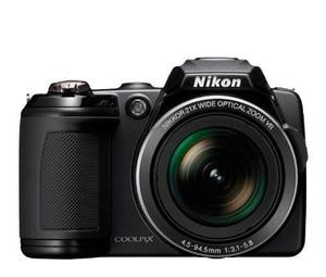 Nikon Coolpix Lmp 21x Cámara Digital Negro -