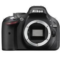 Nikon D Cámara Digital Slr Slr De 24.1 Mp Sólo (negro)