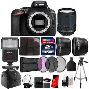 Nikon Dmp Dslr Con Lente Vr De  Mm