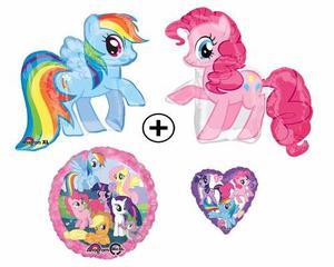 Paquete My Little Pony Paq 12 Pzas
