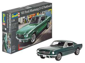Revell Germany 1965 Ford Mustang 2 (escala 1/25)