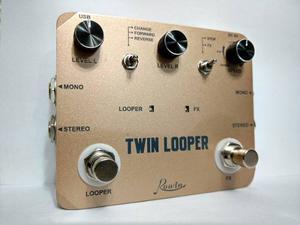 Twin Looper (grabación) - Rowin