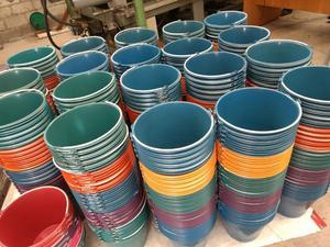 Venta productos plásticos,cubeta,palangana,ganchos
