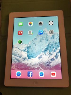 iPad 4ta Generación 16gb seminueva único dueño