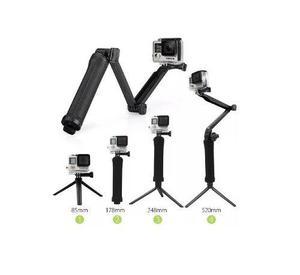3 Way Selfie Stick Monopod Gopro Cámara Sjcam Envío Gratis