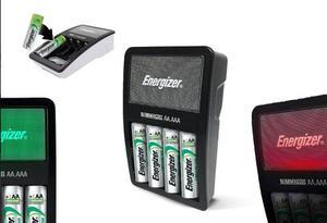 Cargador De Bateria Energizer Aa/aaa Recargables Xtr C
