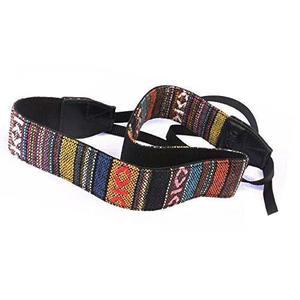 Correa Hippie Vintage Cinturon Para Camara Reflex Sony Alpha