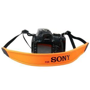 Correa Para Camara Sony Alpha Reflex Cinturón