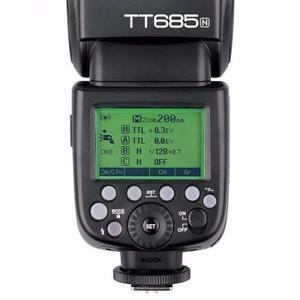 Flash Godox Tt685 Ttl Hss Receptor Integrado Para Nikon