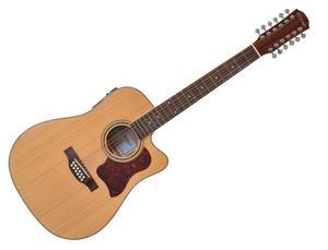 Guitarra Electroacústica con recorte, con recorte, 12