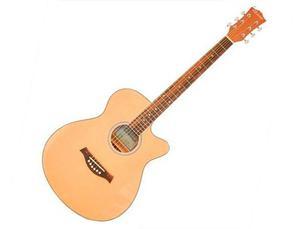 Guitarra electroacústica, cuerdas de Nylon, incluye ESTUCHE