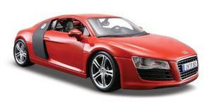 Másto Edición Especial 124 Escala Roja 2008 Audi R8