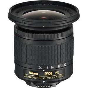 Nikon Af-p Dx Nikkor 10-20mm F/4.5-5.6g Vr - (ml)