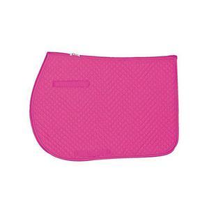 Preciosa Mantilla Caballo Color Rosa Frambues Importada