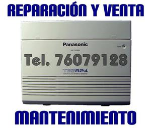 Reparación de Conmutadores Panasonic, Todos los Modelos