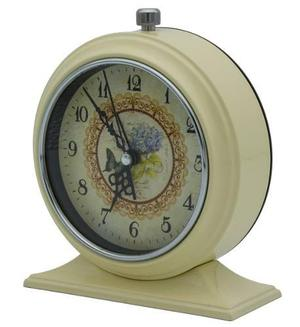 Retro Vintage Reloj Despertador Metal - Old Fashion 3308