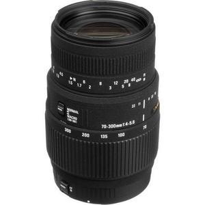 Sigma Lente 70-300mm F/4-5.6 Dg Macro Sigma P/ Nikon - (ml)
