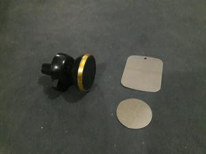 Soporte magnético ajustable de ventila de auto para celular