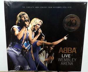 Abba - Live At Wembley Arena 2cd´s Envio Incluido