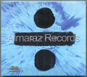 Ed Sheeran Divide Deluxe Edition Cd