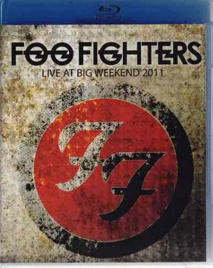 Foo Fighters Live At Big Weekend 2011 Concierto Blu-ray