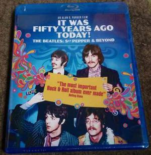 It Was Fifty Years Ago Today The Beatles: Sgt Pepper Bluray